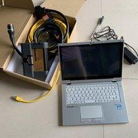 Strumenti diagnostici ISTA-D ISTA-P EST ICOM A2 Versione software 2021 in SSD Installato Bene Tablet CF-AX2 CPU Computer utilizzato per A21