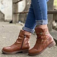 Winter Women Shoes Snow Boots Keep Warm Ladies Ankle Boots P...