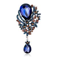 Pins di Business di Business Drop Drop Crystal Business Diamond Business Business Business Business Business per le donne Accessori per la moda Accessori e regalo sabbioso