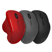 2. 4G USB Wireless Mouse Three- gear Adjustable DPI 6 Button G...