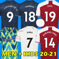 men kids 20 21 PEPE THOMAS soccer jersey CEBALLOS football s...