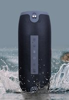 Bluetooth Speaker Waterproof Portable Column Woofer Speaker AUX USB Sound Card Loudspeaker Music Center Portable Speaker LJ201027