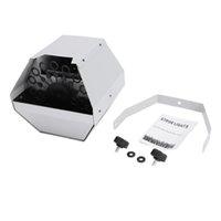 Taze Tasarım 30 W AC 110 V Otomatik FogBubble Makinesi Mini Ultra Düğün için Ultra Dayanıklılık / Bar / Parti / Sahne Gösterisi Gümüş