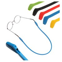 Supporto del cavo cinturino in silicone Occhiali regolabile Occhiali da sole pratiche Banda da sole la cinghia bambini Eyeweae Accessori HWA2338