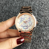 Moda Saatler Erkekler Kadınlar Kız Renkli Stil Metal Çelik Band Kuvars Bilek İzle K04