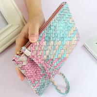 Schulmädchenhandtasche in 2021 Handtasche Handtasche Nette japanische und koreanische lange Dame Geldbörse lange Kapazität Reißverschluss Zero Geldbörse Dame Handtasche