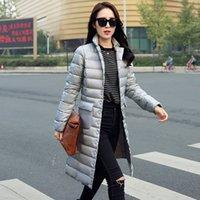Sıcak Satış Fitaylor Yeni Kış Kadın ceketler% 90 Beyaz Aşağı Parkas Ultra Hafif Aşağı Coat Casual Sıcak Kar Overcoat Ördek