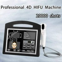 2020 Профессиональный 4D Hifu + Vmax Hifu 12 линий высокой интенсивности сфокусированные ультразвуковые HIFU машина удаления морщин для лица и тела тела Slimmin