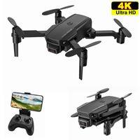 DRONES FITENK KF611 4K HD 카메라가있는 미니 드론 1080P WIFI FPV RC 고도 Foldable Quadcopter Dron E88 M73 XT6