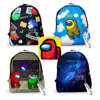 Gioco tra US 3D Zaino Juniors Boy Girls Girls Studente Book Borsa Cartoon Game Grande Capacità Spalla Zaini Unisex Oxford Zaino D120304