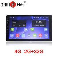 "Zhuiheng 9 ""10.1"" 2 Autoradio DIN per Auto DVD Player universale Autoradio GPS Navigation 4G WiFi 2G 32G AUDIO AUTO AUTO STRAREO1"