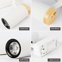 Lampe de mise au point 5W 10W Lampe de vente au détail Spot Lignes de lumière Spot de surface Lineear Rail magnétique COB LED lumière
