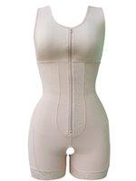 Fajas S / 6XL Kadınlar Shapewear Karın Takım Elbise Kontrol Underbust Vücut Şekillendirici Zayıflama İç Yelek Bodysuits Tulum Z1210