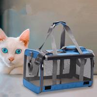Hund Autositz deckt ausgezeichnete Elite-Spanker-Haustier-Taschen-Tasche für Katzen und Hunde aus, die atmungsaktiv tragbare Schulterwelpen ausgehen