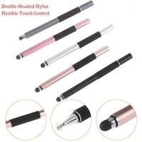 Penne di stilo 2in1 disegno tablet schermo capacitivo della tavoletta Caneta Touch Pen Penno cellulare1