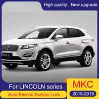 Smart Auto Electric Saugtürschloss für Lincoln MKC MKZ MKX 2015-2019 Automatische weiche Nahe Tür Super Stille Auto Fahrzeugtür