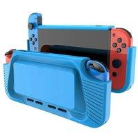 Batería protectora del interruptor de la carpeta Batería 10000mAh Power Bank cubierta protectora para la consola de juegos de Nintendo Switch NS