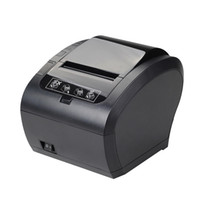 Принтер Высокое Качество Беспроводная локальная локальная локальная локальная лана / USB Auto Butter POS Биллинг 80 мм Тепловые квитанции Принтеры RD-306 Красивые