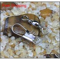 6 قطعة / الحقيبة عالية الكربون الصلب هوك صحيح الجلد ريشة الأسماك الأسلاك الأسلاك الصيد باس البحر الكارب مضيئة الصيد سلسلة ho Qylqhk Alice_bag