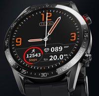 جديد بلوتوث الذكية ووتش قياس الرياضة الهاتف الاتصال شاشة تعمل باللمس للماء بلوتوث ساعة اليد لالروبوت ios الهواتف المحمولة