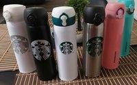 450 ملليلتر الفولاذ المقاوم للصدأ زجاجة القهوة أكواب الكؤوس القدح 2020 آخر 16 أوقية ستاربكس القدح زجاجة أكواب المفضلة أكواب القهوة أكواب القهوة الفولاذ المقاوم للصدأ