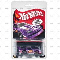 Hot Wheels Carro 2020 Collector Edition 76 Chevy Monza Metal Diecast Cars Kids Brinquedos Veículo Para Presente Z1202