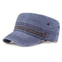 Berets 2021 소년 모자 남자 능직 코튼 8 패널 모자 여성 베이커 모자 카키 복고풍 모자 남성 Boina Beret1