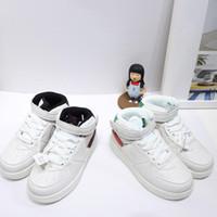 Yeni Çocuk Ayakkabı Kahverengi Travis Scott Basketbol Ayakkabı Yüksek OG Kaktüs Jack Sneakers Spor Eğitmen Bebek Yürüyor Koşu Ayakkabıları Siyah Boyutu24-35