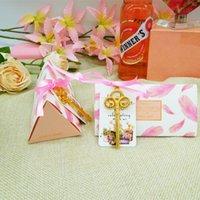Сахарная коробка треугольник Европейский стиль высокого качества Candy Case Wedding жениться на стадии ключевой бутылки открывающие заводские прямые продажи 0 97my p1