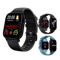 M9 Smart Watch pulsera deportiva pulsera ritmo cardíaco Monitor de presión arterial Hacer llamadas telefónicas Tracker Smartwatch para todo teléfono inteligente