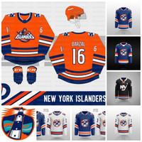 Jean-Gabriel Pageau New York Islanders 2020 Concepto Mathew Barzal Anthony Beauvillier Semyon Varlamov Komarov Izeddy Czikas Martin Jersey