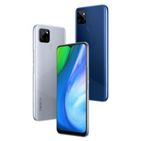 "Original REALME V3 5G Mobiltelefon 8 GB RAM 128 GB ROM MTK 720 Octa Core Android 6.5 ""Vollbild 13MP AI 5000mAh Fingerprint Smart Handy"