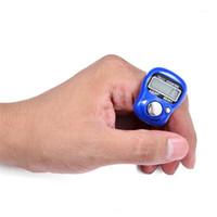 도매 스티치 마커 및 행 손가락 카운터 LCD 전자 디지털 탤리 카운터 뜨거운 판매 new1