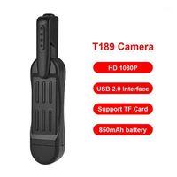Mini cámaras T189 Pen Cámara Full HD 1080P Cuerpo con ruedas secreto DVR DV ESPIA SMALL1