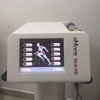 제조 업체 직접 판매 탑 휴대용 Shockwave 치료 기계 ED 트리트먼트 용 체외 충격파 요법 장비