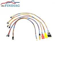 Strumenti diagnostici Cavi ECU per Xprog IProg + SONDES Adattatori In-circuito 5pcs / set senza perni di saldatura IProg 5 auto Diagnostic1