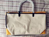 Avec cuir doux apoke grand sac de la poussière de la poussière shopping pochette sac sac sac haut fourre-tout féminin petite toile fourre-tout AEVGS