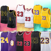 2021 Men 23 MJ 23 LBJ Jersey PIPPEN RODMAN 3 Anthony PIPPEN DAVIS City Basket Ploxys
