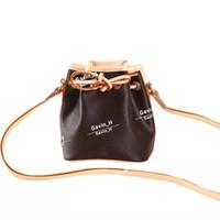 Qualità di ossidazione Mini Pelle Messenger Lussurys New Bags Designer Dimensione della spalla Borse Borse ad alta pelle Donne Genuine Totes Ohtlp