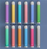 Originale di nuovo DTL monouso 300puffs VAPE PEN PEN PEN DAPPA 2.8ML Pods Pods Pods Cartridge VAPOR TOP Batteria E Sigarette VAPorizers DHL