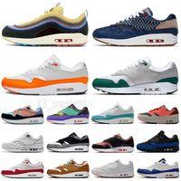 max 1 أحذية ركض نسائية 2020 بحد أقصى 87 ذكرى سنوية 1 أحذية رياضية Piet Parra 1 DELUXE WATERMELON Chaussures React Element Designer Maxes أحذية رياضية 36-46