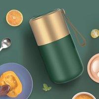 Mini Kablosuz Soymilk Ocak Ev Küçük Otomatik Çok İşlevli Sıkacağı Blender 350ml Filtre-Free Soya-Bean Süt Makinesi Sıkacağı