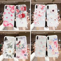 Style de fleurs pour Apple 12 Mobile iPhone Case 12ProDes DéesPadesses iPhone11 / XR / XS / 678Plus / XSmax
