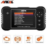 OBD2 Diagnostic Tool Ancel FX2000 Automotive Scanner für Motor / ABS / SRS / AT Car Diagnostics Kostenloses Update Multi SPRACHEN OBD 21