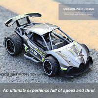 Slong Diecast-Legierung 2.4G-RC-Racing-Auto-Spielzeug, hohe Geschwindigkeit 15 km / h, 1:16 F1-Netzräder, Cool-Drift, Multiplayer-Sport, Kind Weihnachtsgeschenk, 2-1