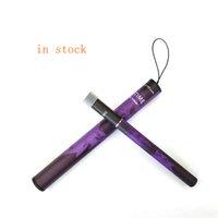 일회용 vape shisha 시간 전자 물 담뱃대 담배 20pcs / 팩 플라스틱 튜브 미리 채워진시 Sha 기화기 키트 chinadreamfly