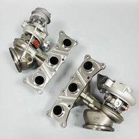 Billet 6 + 6 Turbocompresseurs TD03L TD03L TD04L 07031 + 07258 pour BMW E90 E92 E93 135i 335i N54 700HP Turbo