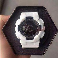 2021 casio Mode Luxury Hommes G de style Montres-bracelets militaire Multifonction LED Digital Shock Sport Montres de sport pour homme Homme Holy Horloge