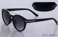 Top de luxe Qualité neuve de la nouvelle mode 211 Tom Lunettes de soleil pour Man Femme Erika Eyewear Ford Designer Brand Verres de soleil avec boîte d'origine 2021 5178