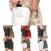 XDF 남성용 짧은 화재 여름 남성 캐주얼 호흡 반바지 패션 야생 버뮤다 야외 스포츠